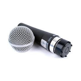SHURE SM58 LCE Dynamic Vocal Microphone