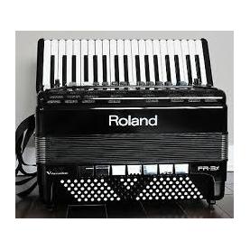 Roland FR8X BK V-Accordion Piano Keyboard