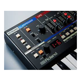 ROLAND JU06A SYNTH BOUTIQUE...