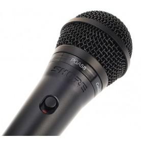Shure PGA58 microfono dinamico  con cavo