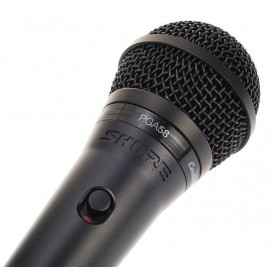 SHURE PGA58 XLR microphone with cable
