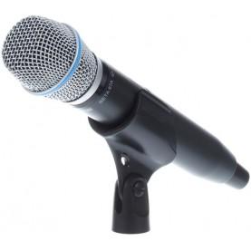 Shure Glxd24/beta87a  radiomicrofono condensatore