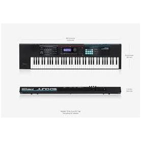 ROLAND JUNO DS76 Synthesizer 76 keys