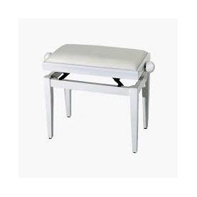 DISCACCIATI KD20 13S Piano Bench Satin White