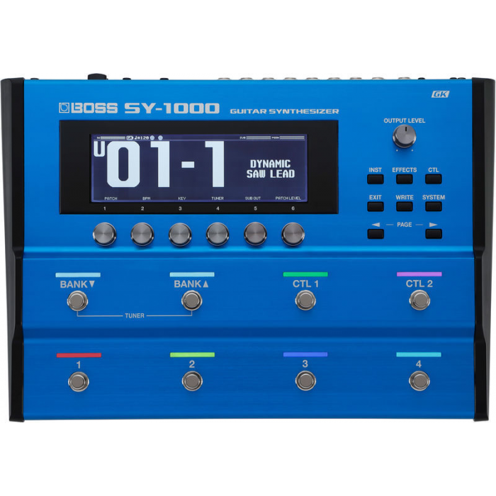 BOSS SY1000 Guitar/Bass Synthesizer