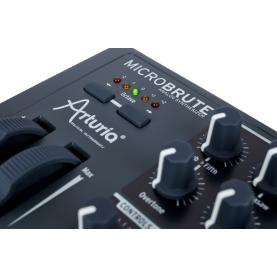 ARTURIA MICROBRUTE sintetizzatore analogico 25 tasti mini sp.gratis