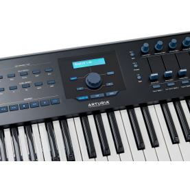 ARTURIA KEYLAB MKII 61 BK tastiera controller midi 61 tasti