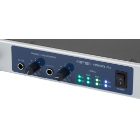 RME Fireface 802 interfaccia audio sp.gratis