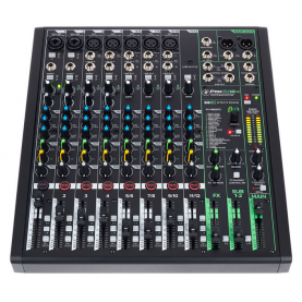 MACKIE ProFX12v3 12-channel Mixer USB