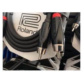 ROLAND RCC10TR2R splitter JACK TRS 2 RCA 3 m