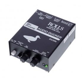 ROLLS DU-30B Mic Preamp / Audio Ducker