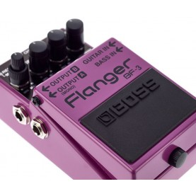 BOSS BF3 FLANGER for guitar and bass Effect