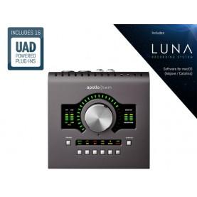 UNIVERSAL AUDIO Apollo Twin MKII Duo interfaccia audio