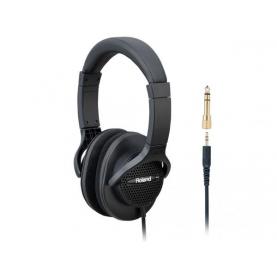 ROLAND RH-A7 BK monitor headphone black