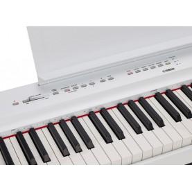 YAMAHA P125W stage piano white