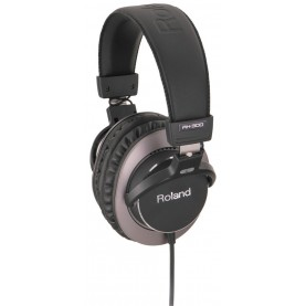 ROLAND RH300 monitor headphones closed type