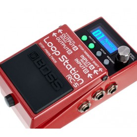 BOSS RC5 loop station Guitar and Electric Bass