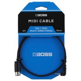BOSS BMIDI-2-35 TRS-MIDI multidirectional