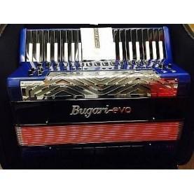 BUGARI EVO HARIA P41 ROYAL BLUE V-accordion