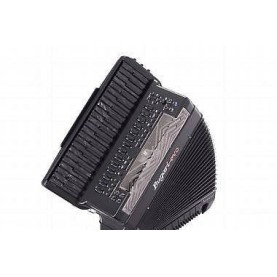 BUGARI EVO HARIA P41 matt black fisarmonica digitale