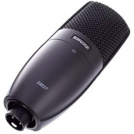 SHURE SM27 microfono condensatore studio