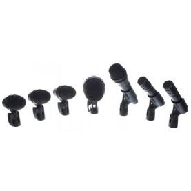 SHURE PGA DRUMKIT7 KIT Drum microphone set