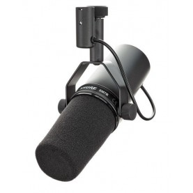 SHURE SM7B Dynamic Speaker and Recording Microphone