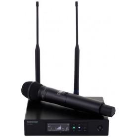 SHURE QLXD24/KSM9 DIGITAL UHF WIRELESS SYSTEM