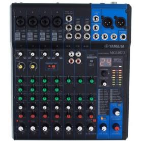 Yamaha MG10XU mixer 10 CANALI USB