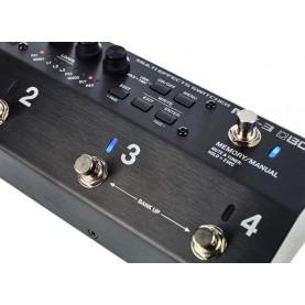 BOSS MS-3 pedaliera multieffetto e controller