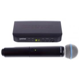 Shure BLX24/BETA 58 radiomicrofono