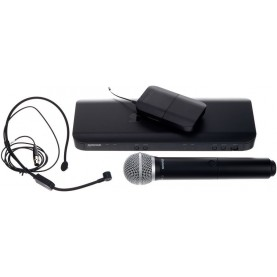 SHURE BLX1288/EP31Dual UHF Wireless-System