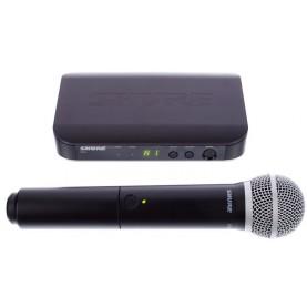 Shure BLXD24/PG58 radiomicrofono