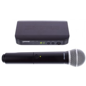SHURE BLX24E/PG58 UHF Wireless System