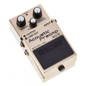 BOSS AD2 preamplificatore chit. acustica