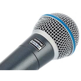 Shure Beta 58 A microfono dinamico voce