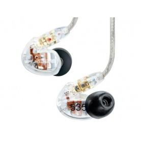 SHURE SE535 CL Professional 2-way in-ear earphones
