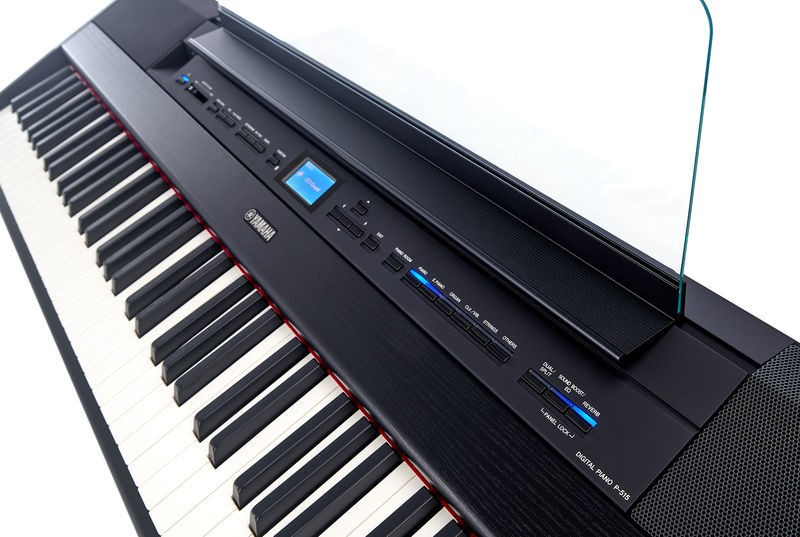 YAMAHA P515B piano digitale amplificato sp.gratis