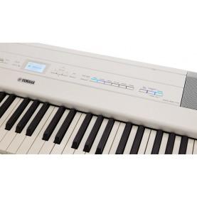 YAMAHA P515WH Digital Piano 88 NWX (Natural Wood X)