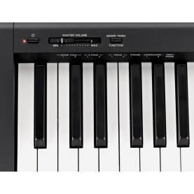 YAMAHA P45 PIANOFORTE DIGITALE 88 TASTI NERO