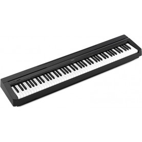 YAMAHA P45 PIANOFORTE DIGITALE 88 TASTI NERO
