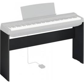 YAMAHA L125 BK SUPPORTO PER PIANOFORTE P125 NERO