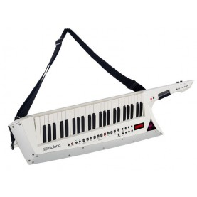 ROLAND AX EDGE Cloak Synthesizer white