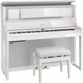 ROLAND LX708 PW PIANOFORTE DIGITALE BIANCO LUCIDO
