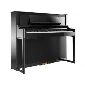 ROLAND LX706 PE PIANOFORTE DIGITALE NERO LUCIDO