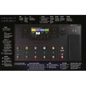 LINE6 HELIX LT pedaliera chitarra sp.gratis
