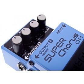 BOSS CH1 Super Chorus Effects Pedal Electric Guitar