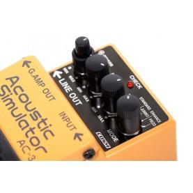 BOSS AC3 acoustic guitar simulator