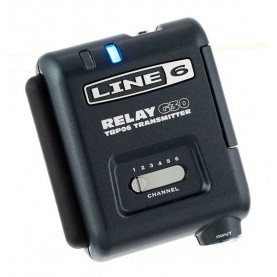 LINE6 G30 RELAY Guitar and Bass Wireless Transmitter