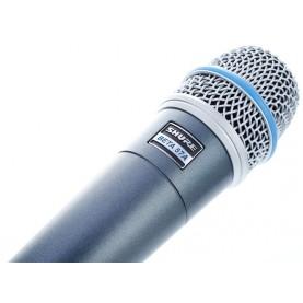 SHURE BETA57A MICROFONO DINAMICO SUPERCARDIODE PER VOCE E STRUMENTI